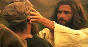 jezus es vakok