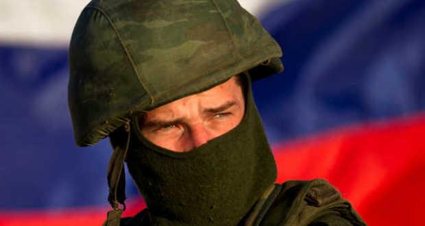 orosz katona