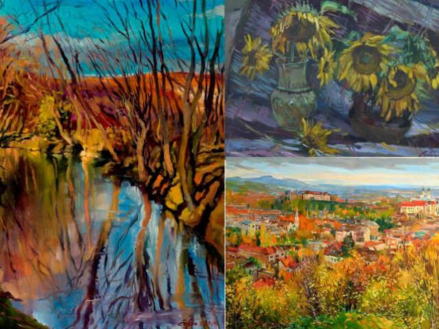 Erfan Ferenc festmenyek