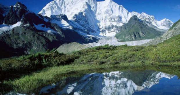 tibet gleccser