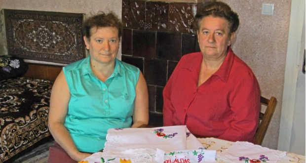 Somogyi Erzsébet és Irén