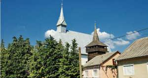 A viski református templom Forrás: panoramio.com