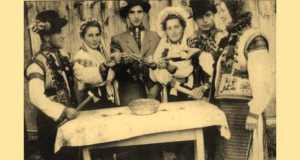 Esküvő (1930, Kőrösmező) Forrás: www.joanerges.livejournal.com
