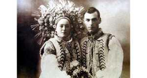 Hucul házaspár, 1930 (Fotó: www.joanerges.livejournal.com)