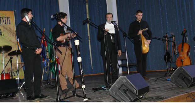 Böszörményi Gergely és a  Servet zenekar