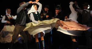 Kultúra - A Honvéd Táncszínház bemutatója
