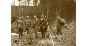 Hoverla, 1922  (Fotó: Старі світлини Карпат)