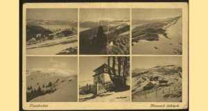 Tiszaborkút (Fotó: www.oldpostcards.hu)