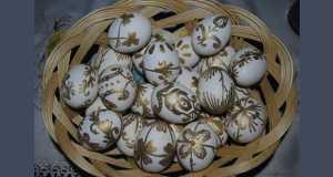 Salánki viaszos tojás
