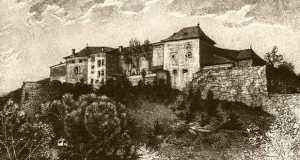 Ungvár vára (Fotó: www.zkmuseum.com)