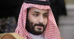 mohamef bin salman tron