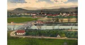 Técső, 1922 (Fotó: www.facebook.com/1939.in.ua)