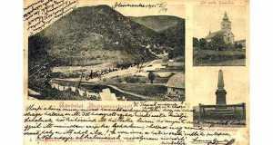 Alsóverecke, 1905